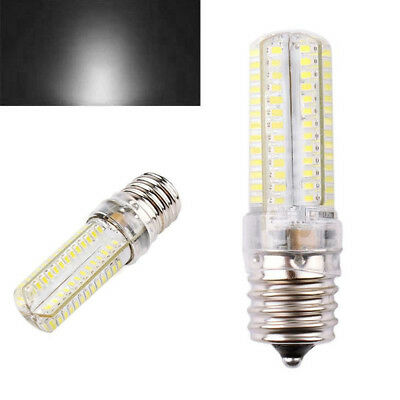 E17 Microwave Dimmable 152 3014SMD Led Bulb Silicone110/220V Pure/Warm White