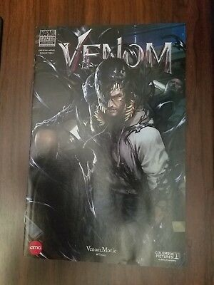 Marvel Limited Edition AMC Exclusive Movie Venom #1 One Shot Comic IN HAND 2018