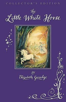 The Little White Horse by Elizabeth Goudge Hardcover Book Free Shipping!