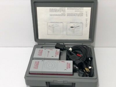 Progressive Electronics Model 508s Wire Finder Locating System (Used)