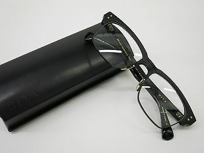 DITA GRAND RESERVE TWO DRX-2061C 52 Matte Black Glasses Eyewear Eyeglass Frame