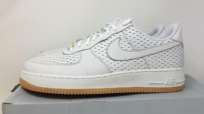 innovative design b6ff6 2e5fc NEW Nike Women s Air Force 1  07 PRM Athletic Shoe Size 12 (~Mens