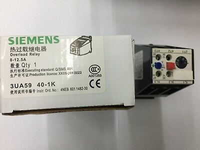 1PC NEW Siemens 3UA5940-1K  8-12.5A