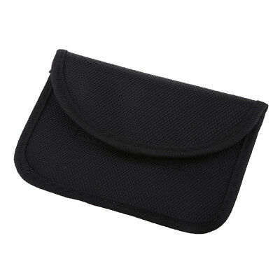 Signal Blocking Car Key Shielding Pouch Bag For RFID Privacy Protection Bag