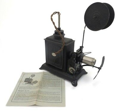 Vedes Kinematograph Film Projector 1920 Abspuler Laterna Magica
