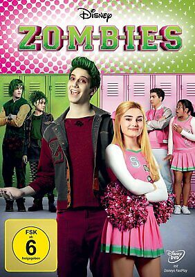Disney Zombies - (Milo Manheim) # DVD-NEU