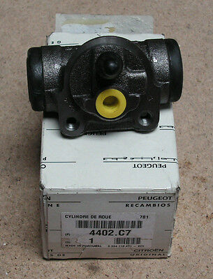 Peugeot 306 New Citroen Xsara Xsara II Rear Wheel Cylinder Part Number 4402.C7
