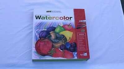 Art school water colour artset