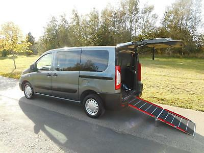2012 Peugeot Expert Tepee 1.6 Hdi 7 SEATS, 27K Wheelchair Accessible Vehicle WAV