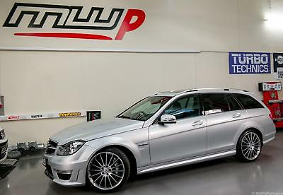 2011 (61) Mercedes-Benz C63 AMG 6.3 V8 7G-Tronic Edition 125 AMG Estate