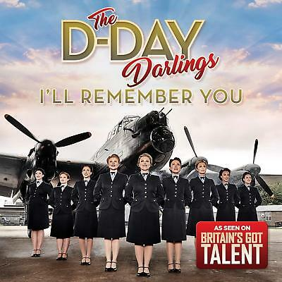 The D Day Darlings - Ill Remember You [CD] Sent Sameday*