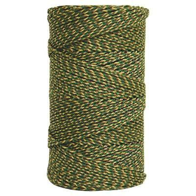 "W.Rose Super Tough Bonded Braided Nylon Building Line ""Camo"" - 685'"
