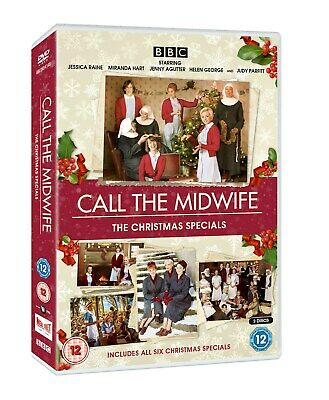 Call the Midwife: The Christmas Specials (Box Set) [DVD]
