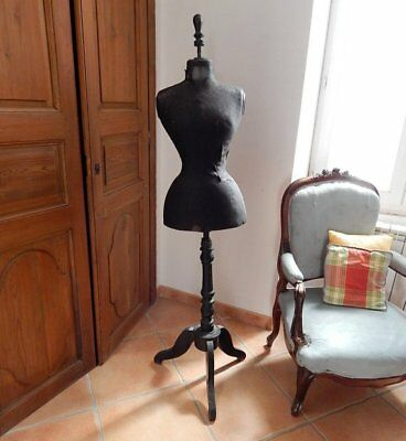 Antique French Mannequin from the 'Belle Epoque' STOCKMAN c.1867 to 1900