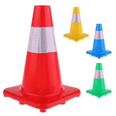 Wind proof Traffic Safety Cone Reflective Marker for Roller Skating Football