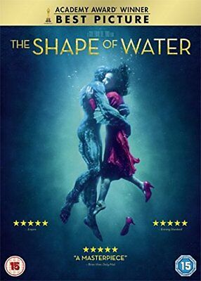 The Shape of Water - DVD, 2018