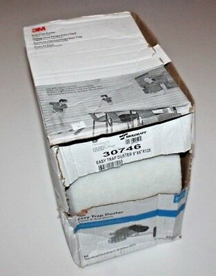 "3M Easy Trap Duster Cloth Sweep & Dust Sheets 250 sheets  55654 8"" x 125' NEW #2"