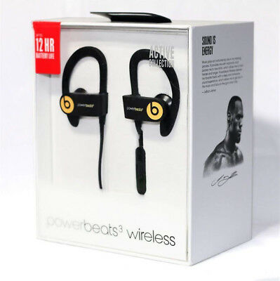 Powerbeats3 Dr. Dre Beats Wireless Headphones Special Edition GOLD FAST SHIPPING