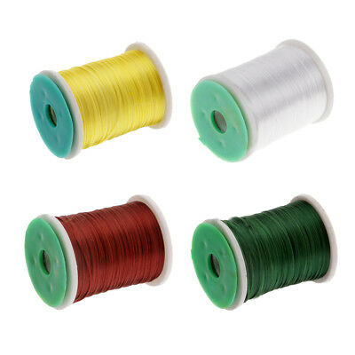 Perfeclan Assorted Colors High Strength Fishing Thread Fly Tying Materials