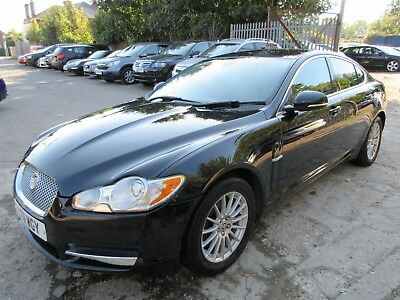 11 Jaguar Xf 3.0 V6 241 Executive Edition **6Srvc, Wood&lthr Trim, Sat-Nav Etc**