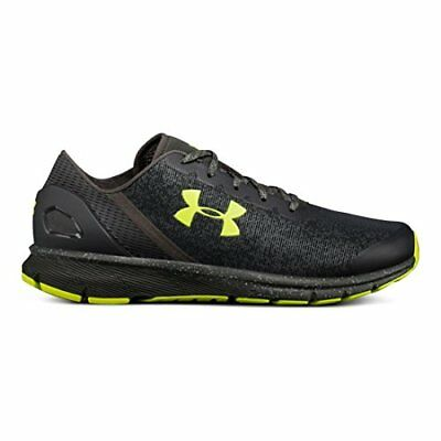 Under Armour Men's Charged Escape Reflect, Nori Green/Silver, Size 11.0 FN8M