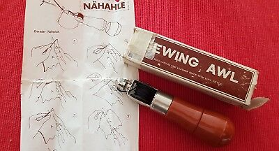 Alte Nähahle Sewing Awl