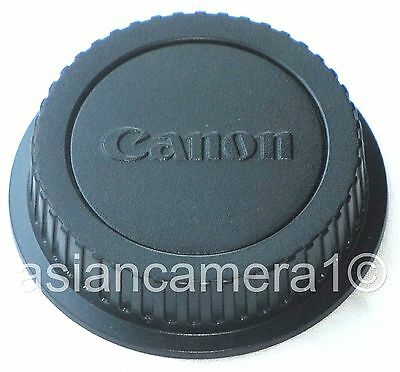 Rear Lens End Dust Cap E For Canon EOS 450D 5D 1D Mark Camera
