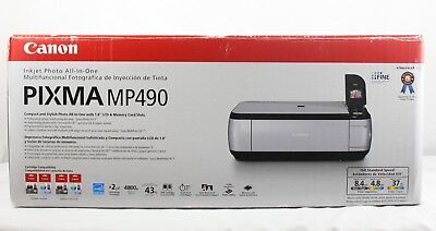 Canon Pixma Mx320 Printer Ink Jet Office All In One New Open Box