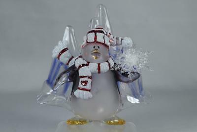 Midwest Lights In The Night 'Penguin With Ice' Night Light Swivel Plug Base NIB!