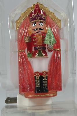 Midwest Lights In The Night 'Nutcracker' Night Light Swivel Plug Base New In Box