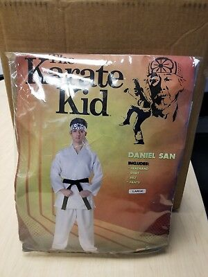 Halloween Costume Karate Kid Daniel