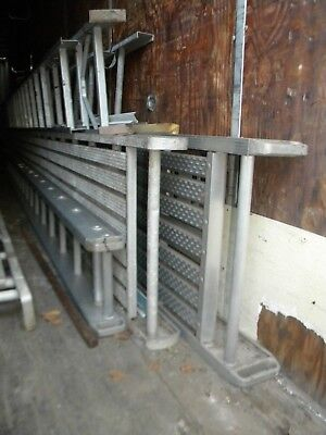28 foot Long x 2 foot wide Aluminum Plank.. Excellent !  Never Used !  AAA plus!