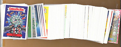 Garbage Pail Kids Horror-Ible Complete Card Set 200 Total 2018 Topps Rare L@@k