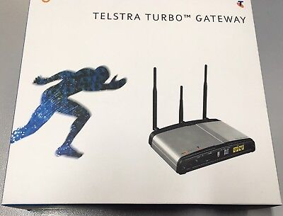 Netcomm Telstra Turbo Wireless Gateway 3G10WVT