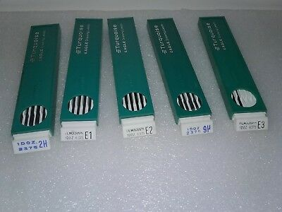 Eagle Turquoise Drawing Leads 5 Sizes See Listing For Quantities Of Each Size