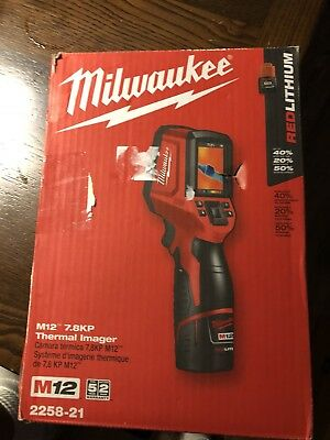 Milwaukee 2258-21 M12™ 7.8KP Thermal Imager
