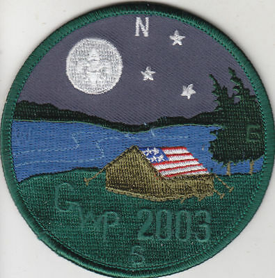 George W Pirtle scout camp texas 2003 MC3