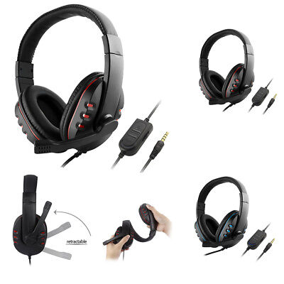 MIXCDER DEVIL GAMING Headset PC Microphone 3.5mm Stereo