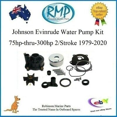 A Brand New Water Pump Kit Evinrude Johnson V4 / V6 / V8 1979-2018 # R 434421
