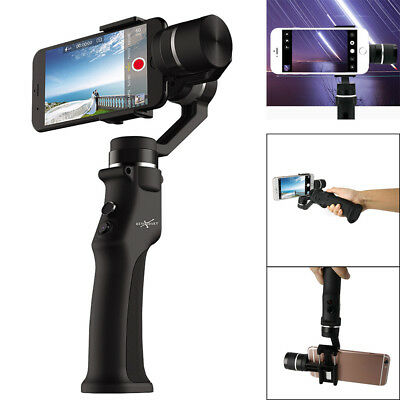Zhlyun SMOOTH-Q Panorama Handheld 3Axis Gimbal Stabilizer for Cellphone Samsung