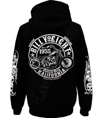 Sweat capuche Billy Eight fermeture zip  -*- Original Ride -*-