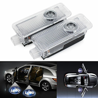Cree LED Projector Car Door Lights Shadow Puddle Courtesy Laser LOGO lamp BMW M3