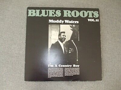 Muddy Waters: LP Blues Roots Vol. 11 - I'm a Country Boy