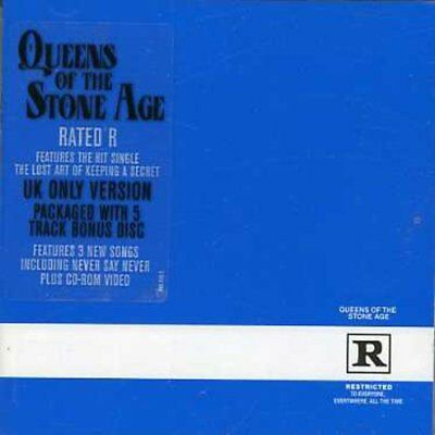 Queens Of The Stone Age - Rated R [CD]