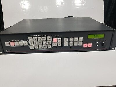 Extron MGP 464 4-Window High Resolution Multi-Graphic Processor HDTV RGB DVI PIP