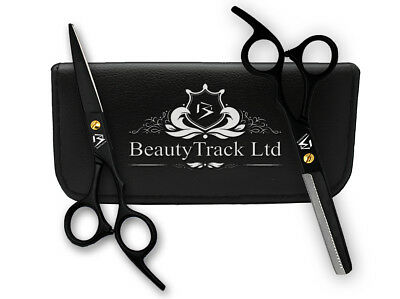 Professional Hair Cutting Thinning Barber Scissors Shears Set Hairdressing Salon