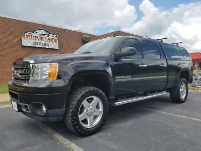 2012 GMC Sierra 2500 DENALI 2012 GMC SIERRA 2500 HD DENALI DIESEL - LOADED WITH $$$ ADD-ONS .. LOW MILES