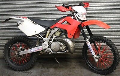 Gas Gas 250cc 2 Stroke trials bike road registered px 2 clear Priced to sell