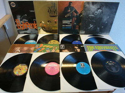 13x THE WHO / IHRE KINDER / AUDIENCE / ROLLING STONES LP LOT MEGA RAR