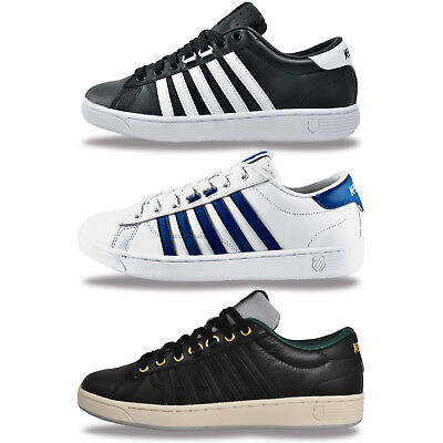 K Swiss Mens Hoke Classic Leather Retro Trainers From Only £24.99 FREE P P a1535048f